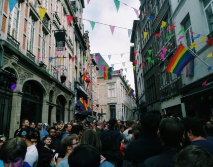 The Belgian Pride 2018 | Bruselas
