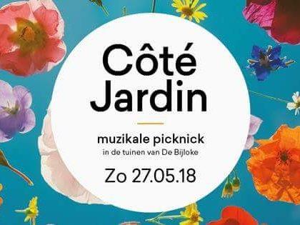 Côté Jardin: música y picnic
