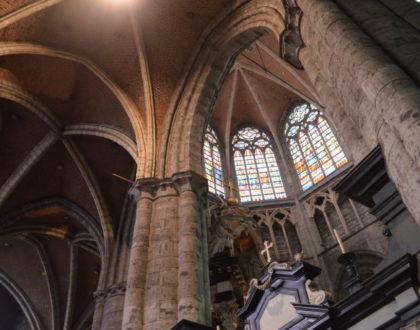 La majestuosa Catedral de San Bavón