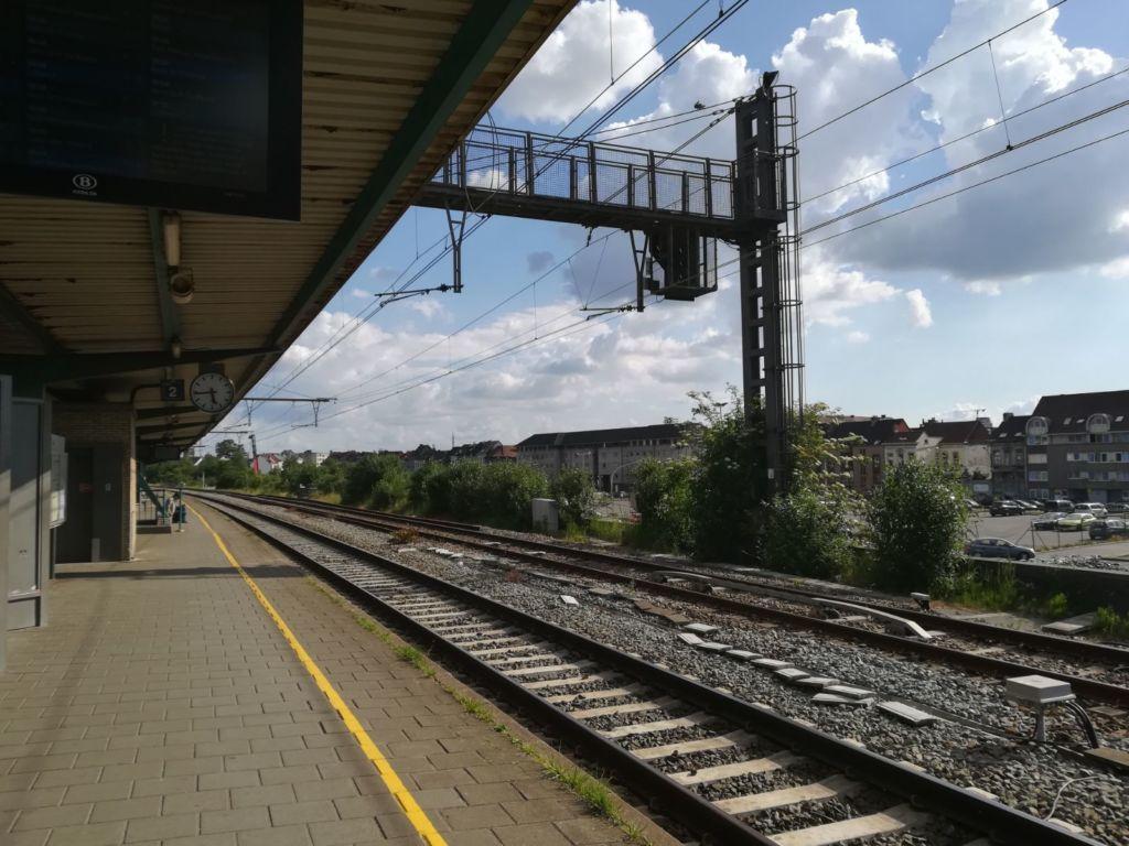 La estación Gent-Dampoort