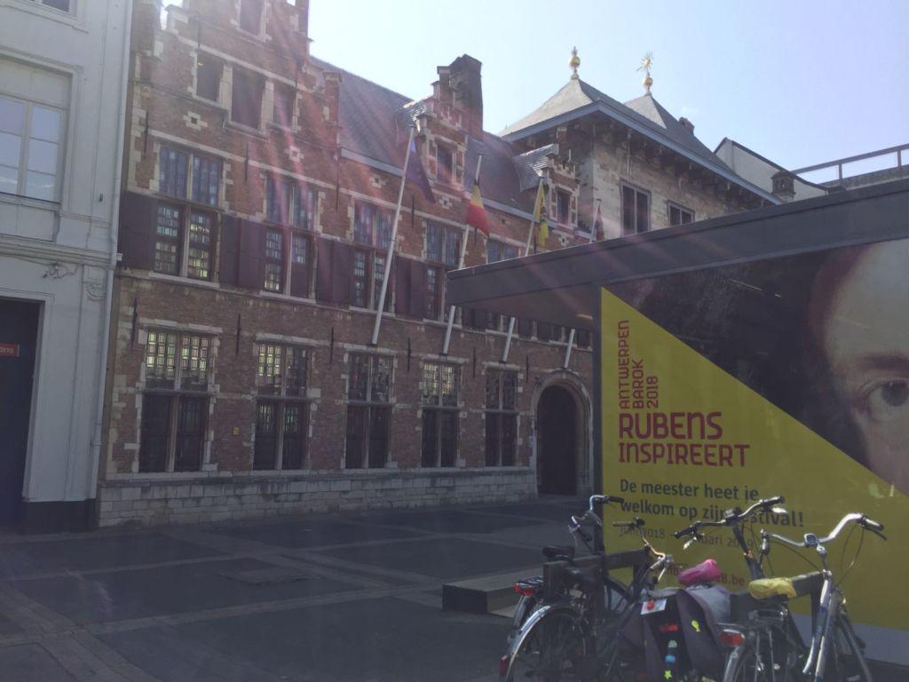 Amberes Barroca: Rubens inspira