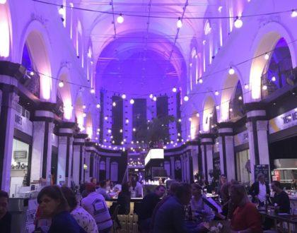 Gastronomía en Gante: Holy Food Market