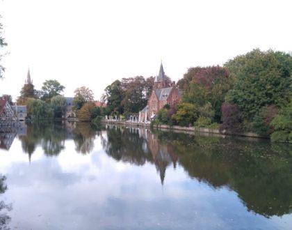 Brujas: Minnewater o Lago del Amor