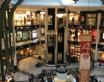 De compras en Gante: Centro Comercial Gent Zuid