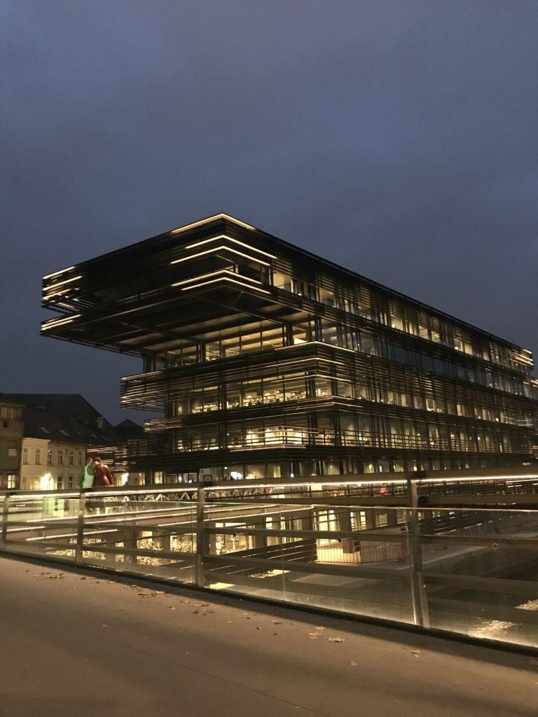 De Krook: la biblioteca principal de Gante
