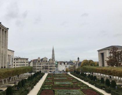 Un día en Bruselas (parte I)