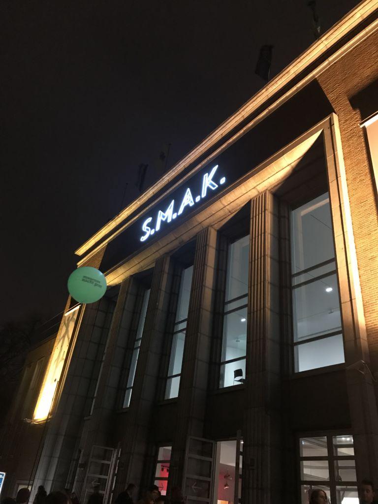Así fue la Noche de los Museos en el S.M.A.K