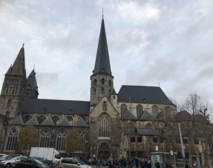 Iglesias en Gante