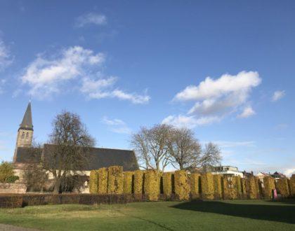 Rincones de Gante: Abadía de San Bavón