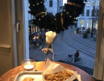 Patatas fritas gourmet: Frites Atelier