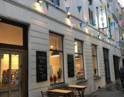 Frituur Tartaar: el frituur más céntrico de Gante