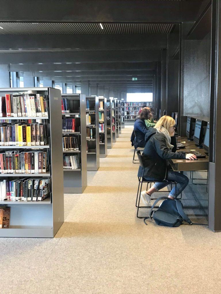 Bibliotecas de Gante y horarios: periodo de exámenes