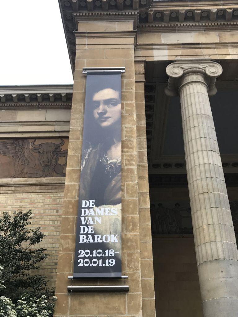 Las Mujeres del Barroco (Exposición en el Museo de Bellas Artes)