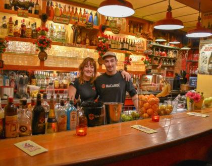 """Bar """"Hasta mañana"""" en Gante"""