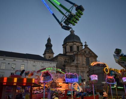 Feria de media cuaresma Gante 2019