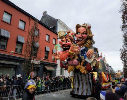 Cabalgata del Carnaval de Aalst