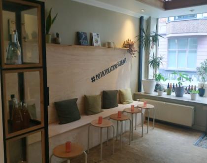 Restaurantes healthy en Gante