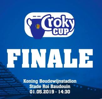 Final de copa en Sint-Pietersplein