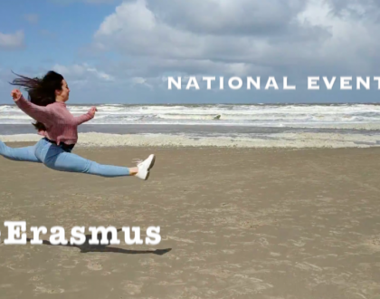 #beErasmus National Event Bélgica 2019