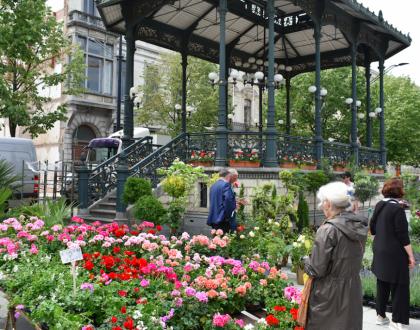 Conciertos en el Mercado de las Flores