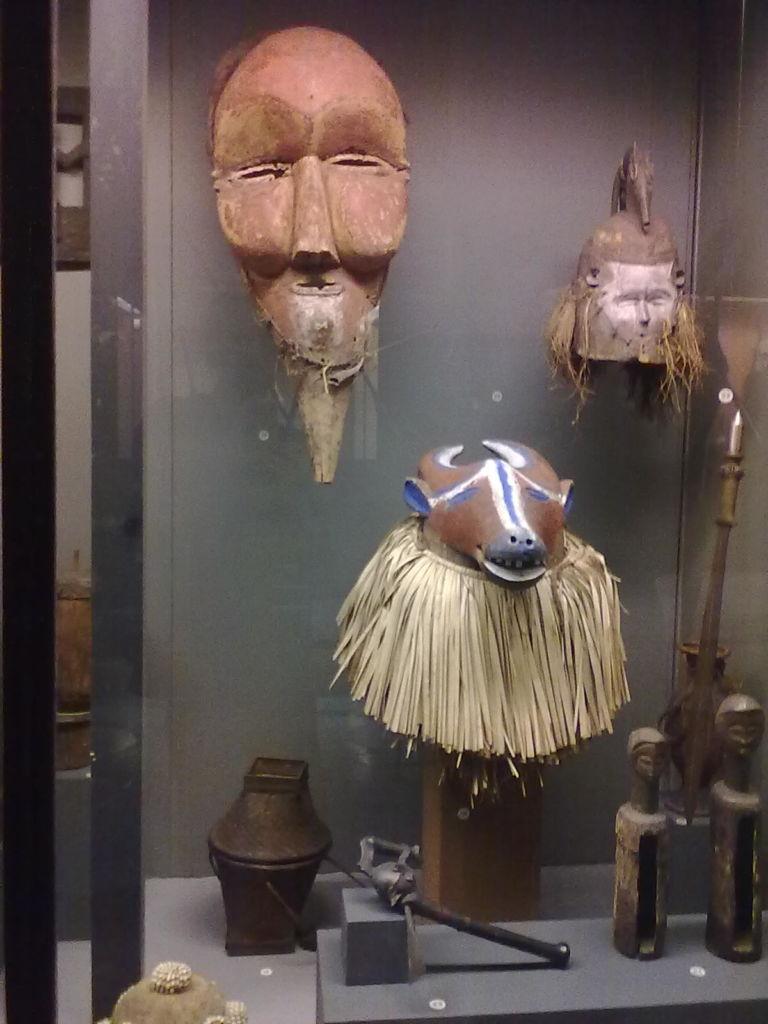 El museo africano de Tervuren