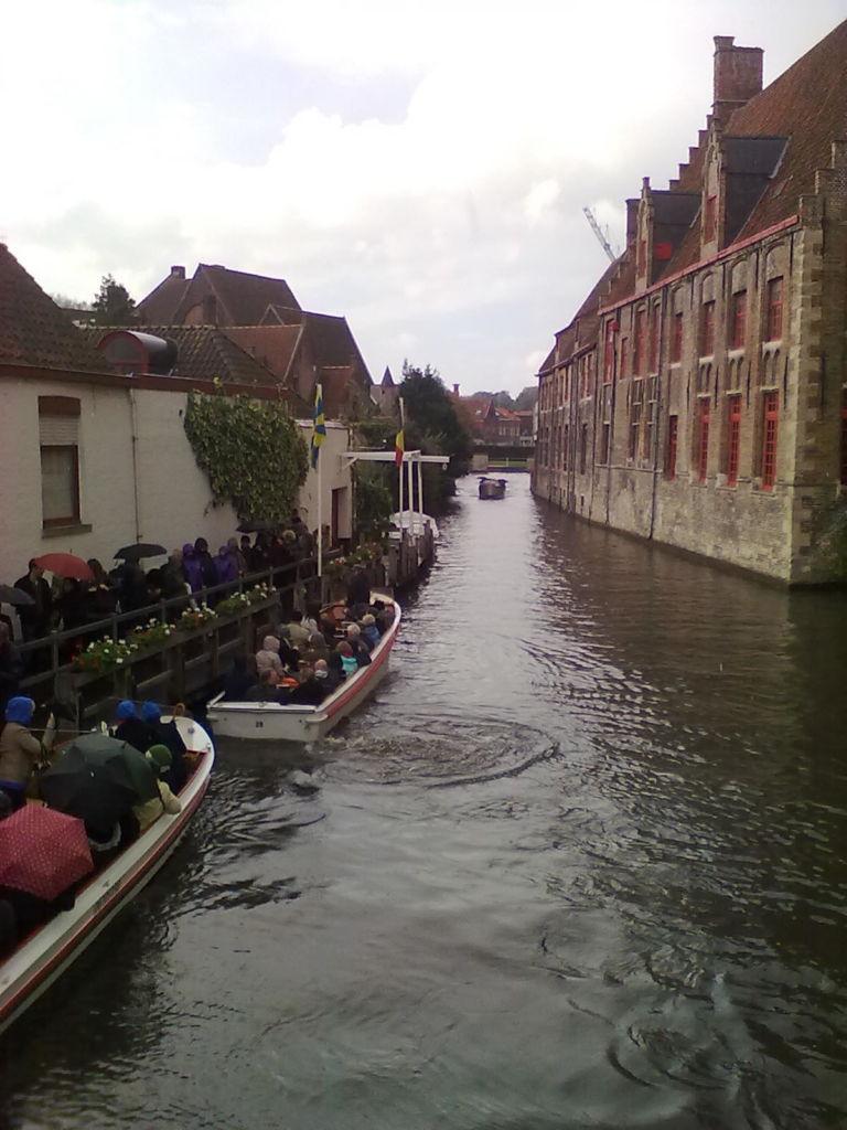 Especial: Canales de Flandes