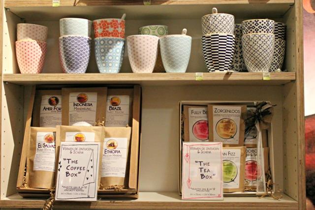 koffie onan 4 Refugios con café II - koffie onan 4 - Refugios con café II