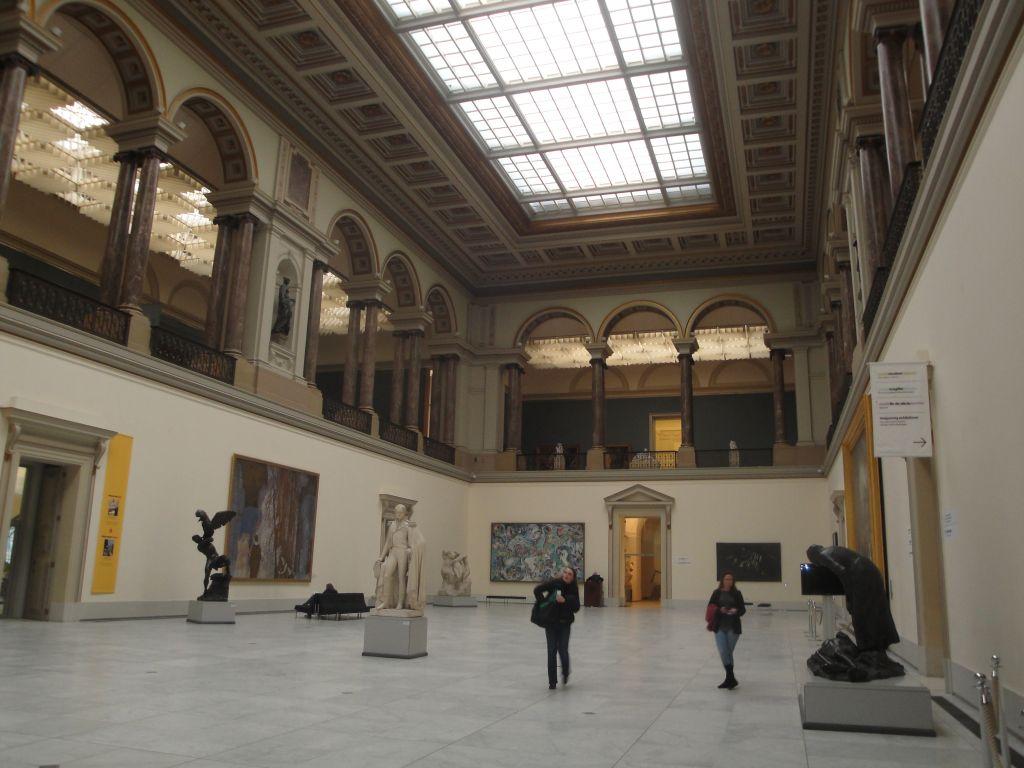 DSC04856 Amantes del arte: Museo Magritte - DSC04856 - Amantes del arte: Museo Magritte