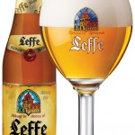 1279972109Leffe Blonde bottle with glass