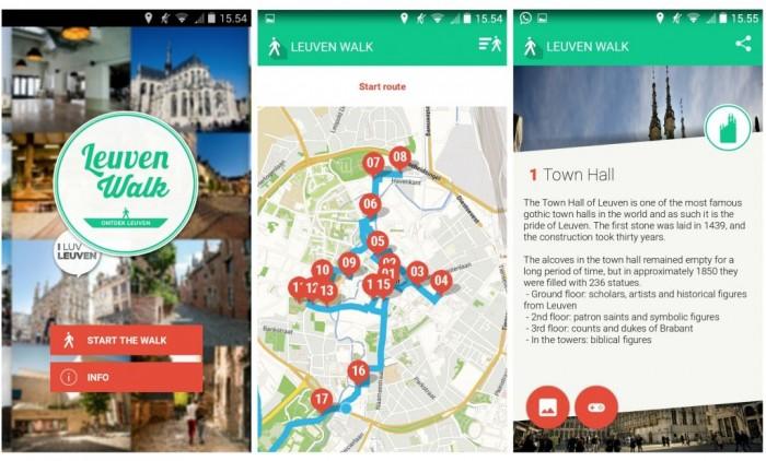 leuven-walk ¡La aplicación definitiva para ir conociendo Lovaina: Leuven Walk! - leuven walk - ¡La aplicación definitiva para ir conociendo Lovaina: Leuven Walk!