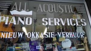 tienda de musica