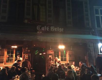 Café Belge, el mejor lugar para tomar una copa con amigos