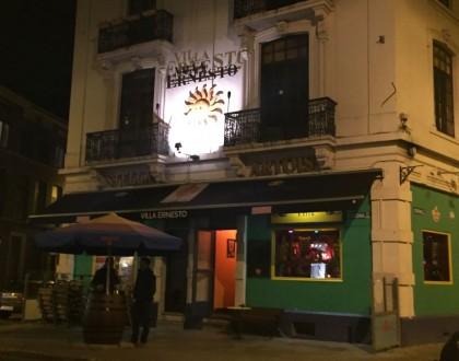 Villa Ernesto, el pub de los españoles