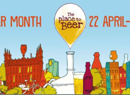¡El Leuven Beer Month ya está aquí!