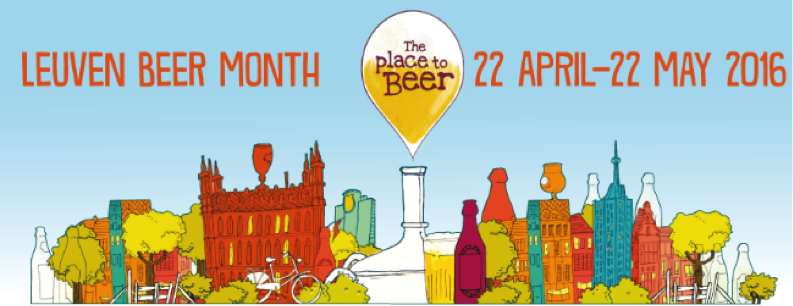 LEUVEN BEER MONTH