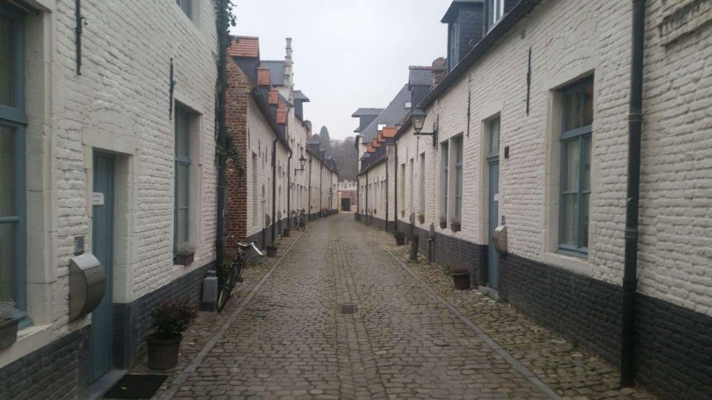 Calles Groot Begijnhof Los Beguinajes de Lovaina - Calles Groot Begijnhof - Los Beguinajes de Lovaina
