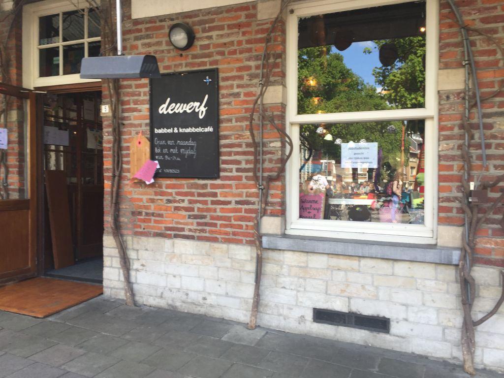 Dewef cartel Dewerf, uno de los mejores restaurantes de Lovaina - Dewef cartel - Dewerf, uno de los mejores restaurantes de Lovaina