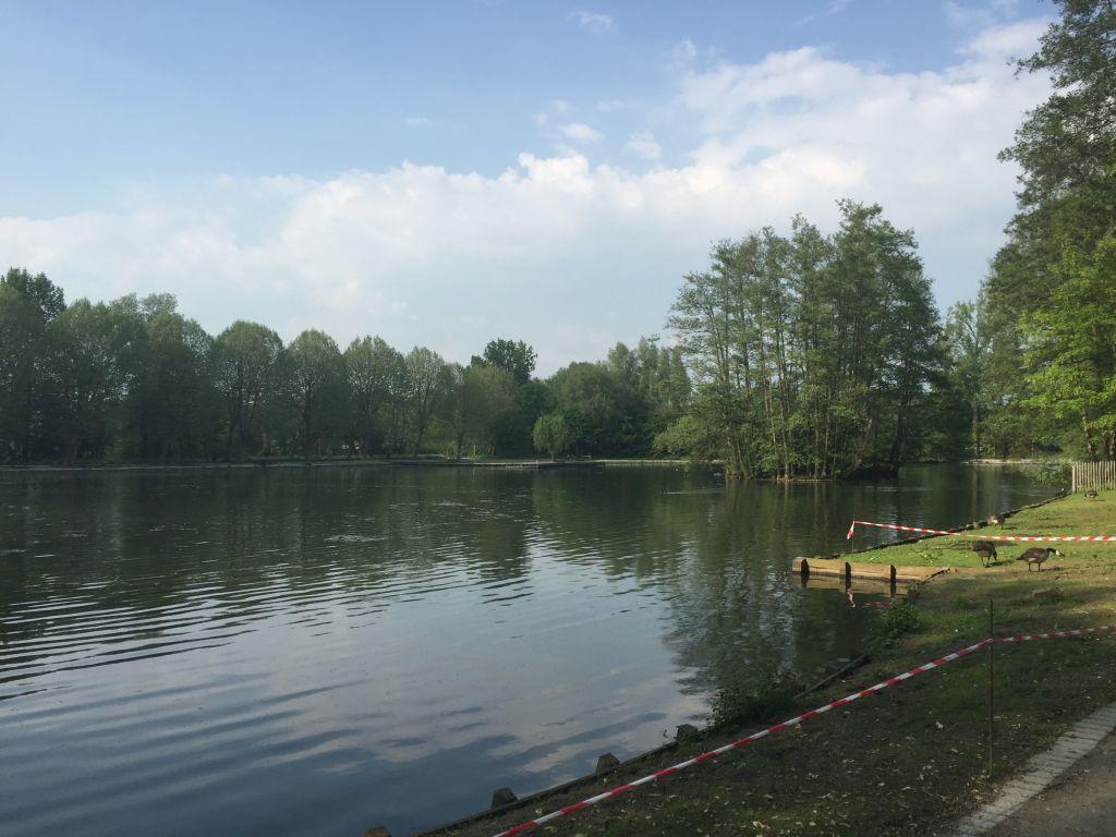 Lago Kessel-lo Kessel-lo la opción más relajante de pasar la primavera belga - Lago Kessel lo - Kessel-lo la opción más relajante de pasar la primavera belga