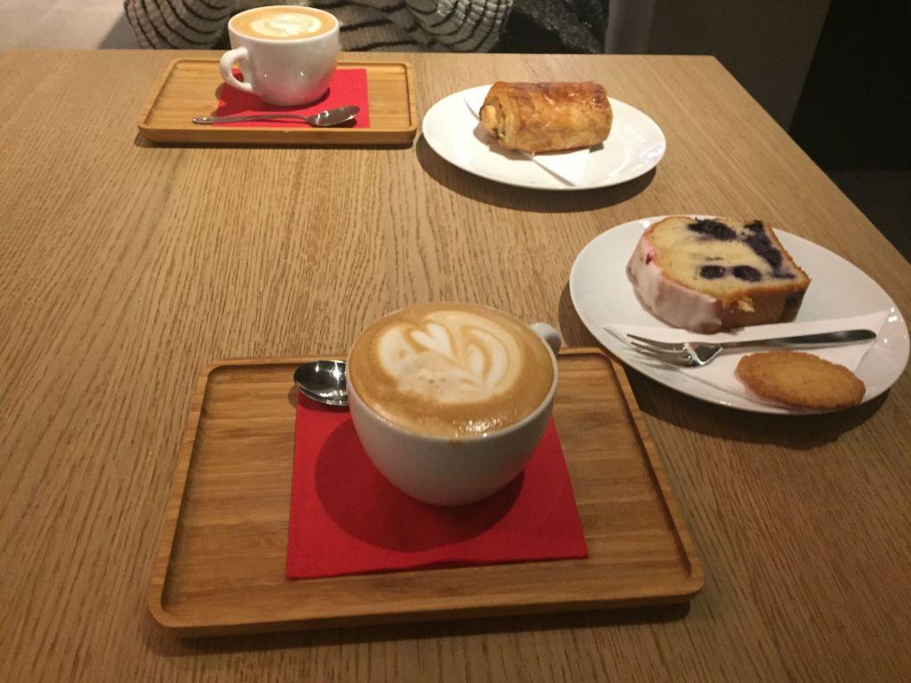 ANNA desayuno