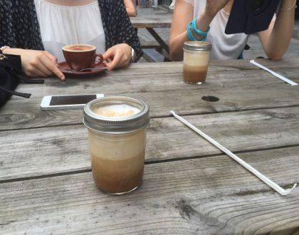 Los cafés más originales en Noir koffiebar