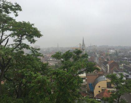 Las mejores vistas de Lovaina en el mirador de la ciudad