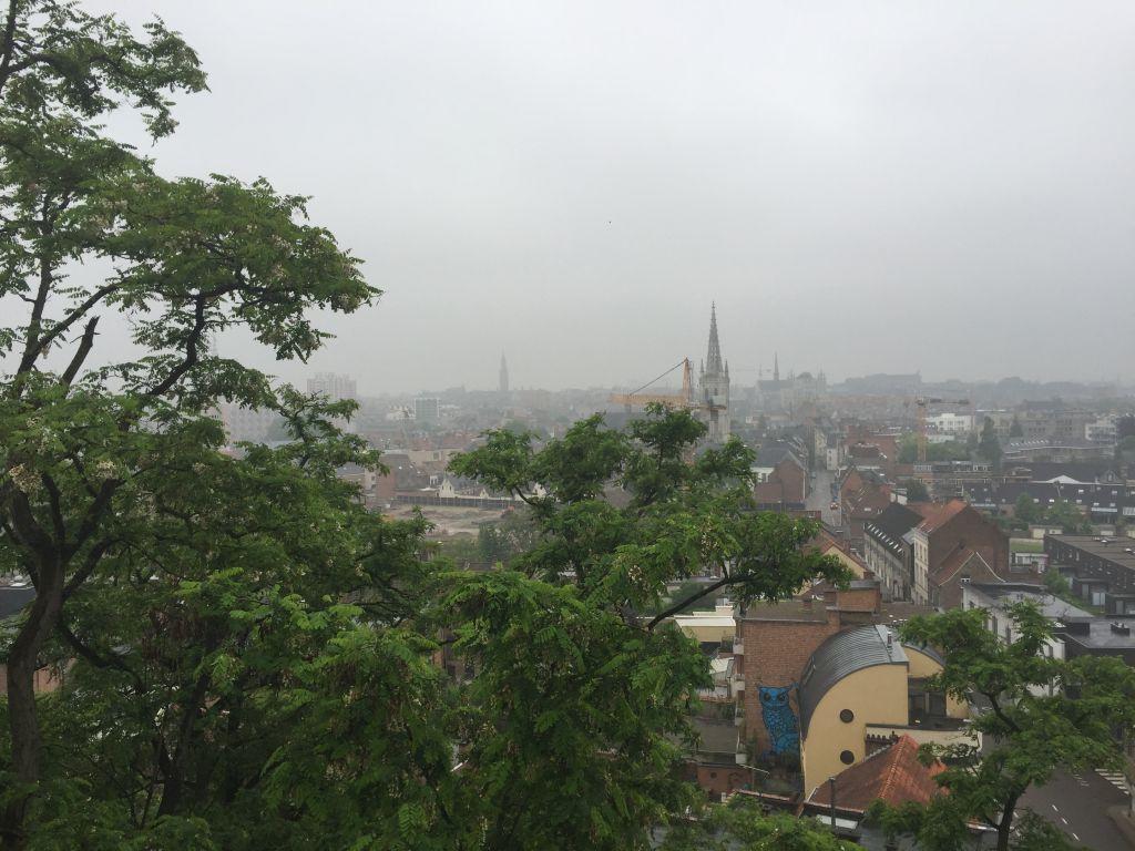 Mirador vistas Las mejores vistas de Lovaina en el mirador de la ciudad - Mirador vistas - Las mejores vistas de Lovaina en el mirador de la ciudad