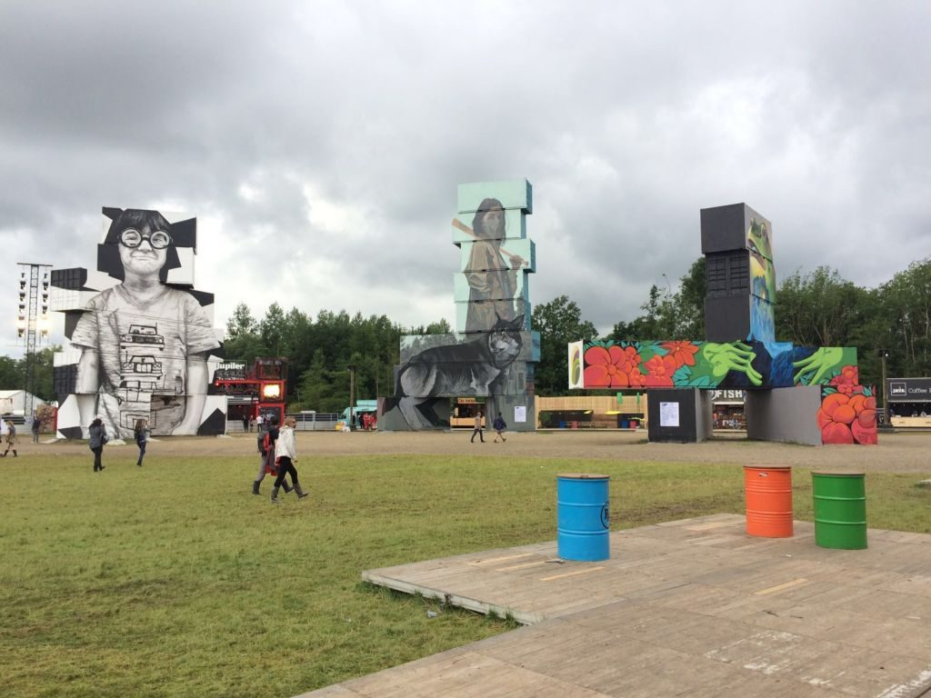 IMG-20160701-WA0012 North West Walls: arte urbano en pleno Rock Werchter - IMG 20160701 WA0012 1024x768 - North West Walls: arte urbano en pleno Rock Werchter