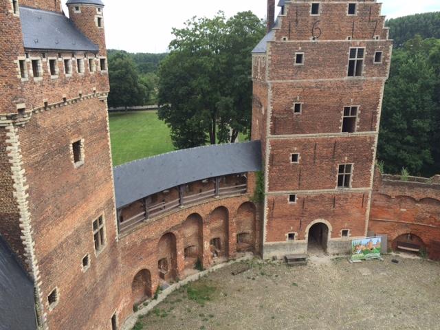 IMG_1698 castillos en flandes i : beersel - IMG 1698 - Castillos en Flandes I : Beersel