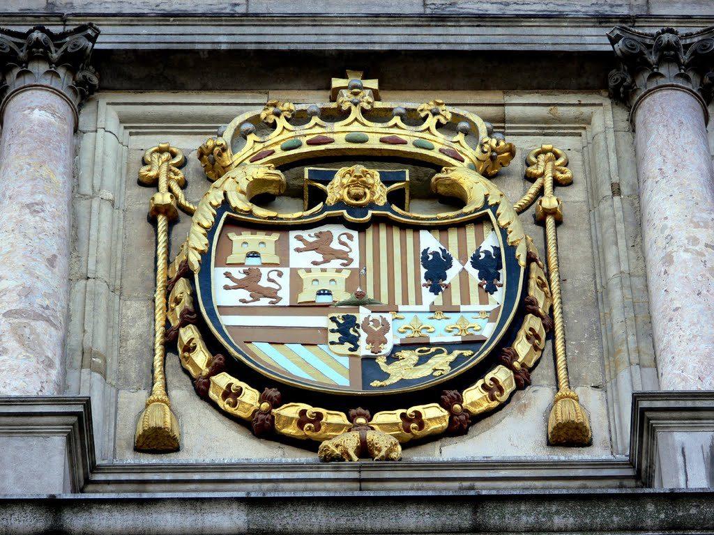 blason recuerdos españoles en flandes (ii): amberes y sus escudos - blason 1024x768 - Recuerdos Españoles en Flandes (II): Amberes y sus escudos