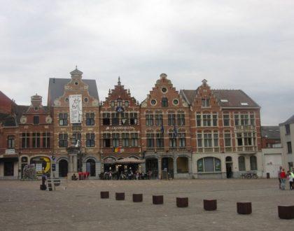Excursiones veraniegas (III): Aarschot
