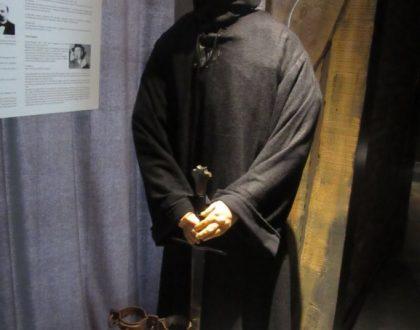 De Oude Steen y el museo de la tortura