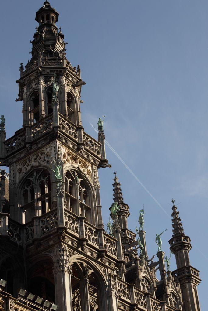 """Brux30 La Grand Place: su historia y la """"Casa del rey"""" - Brux30 683x1024 - La Grand Place: su historia y la """"Casa del rey"""""""