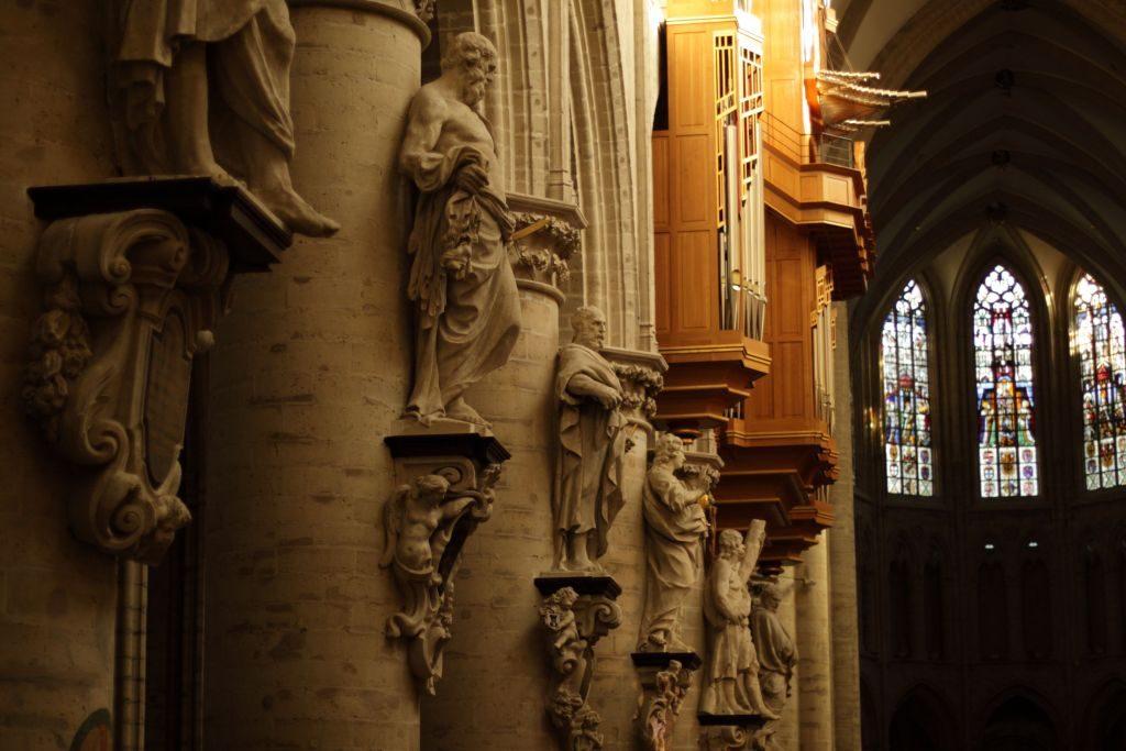 Brux9 La catedral de Bruselas: un tesoro del gótico - Brux9 1024x683 - La catedral de Bruselas: un tesoro del gótico