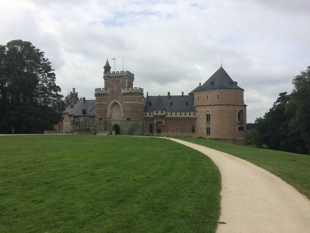 IMG_1594 Castillos en Flandes II: Gaasbeek - IMG 1594 1024x768 - Castillos en Flandes II: Gaasbeek
